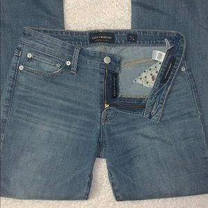 Lucky Brand Jeans - Lucky Brand Sweet Straight Cut Jeans